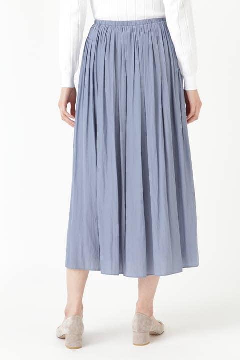 《arrive paris》ギャザースカート