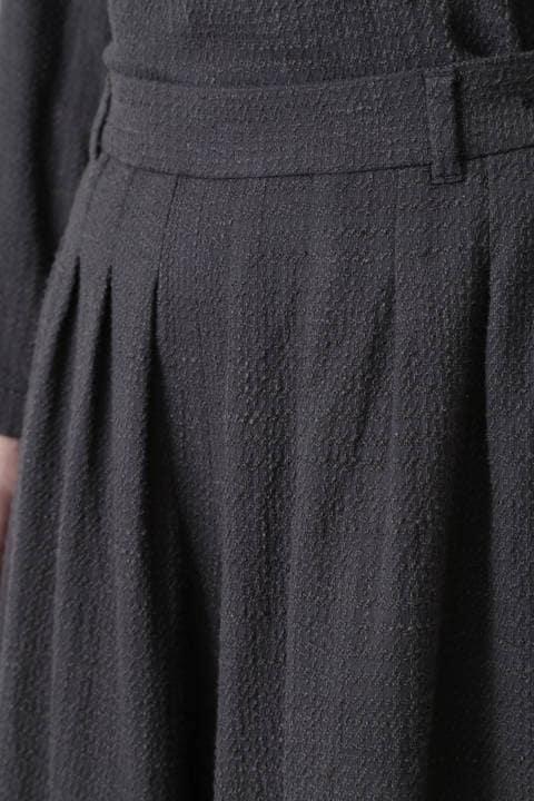 ≪Japan couture≫ジャガードチェックパンツ