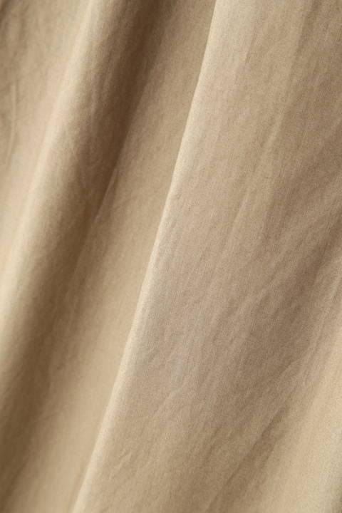 綿テンセルセミワイドパンツ