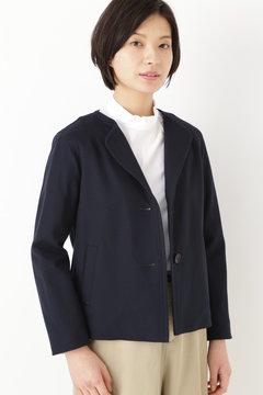 《Japan couture》ドライトリコットライクニットジャケット