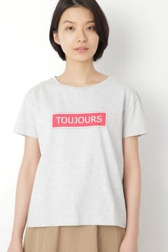 ToujoursロゴTシャツ