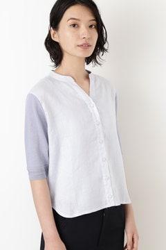 シャツ型ニット