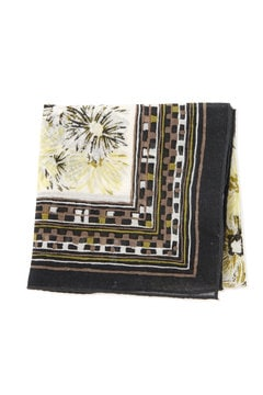 オリジナルフラワースカーフ