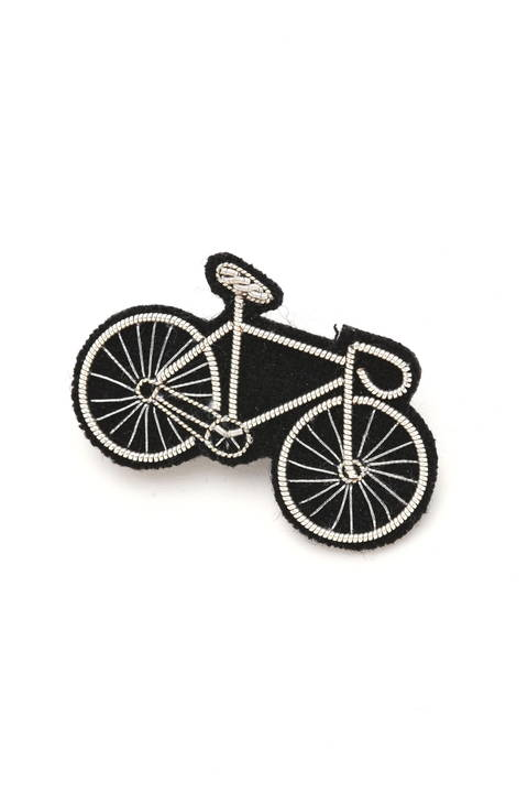 MACON&LESQUOY 自転車ブローチ