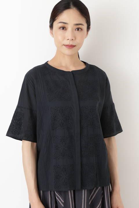 インド刺繍ブラウス