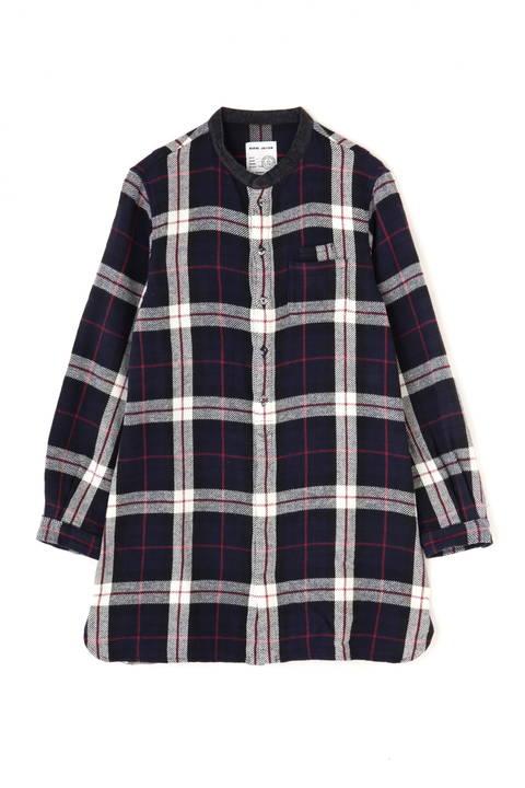[WEB限定]NATIC チェックシャツジャケット