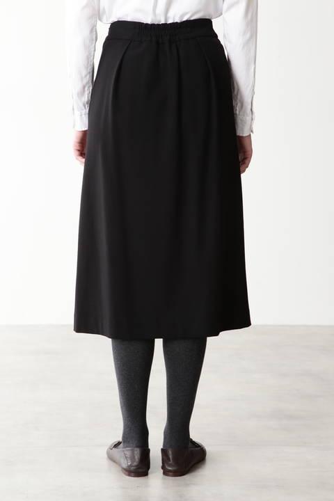 フェイクウールスカート