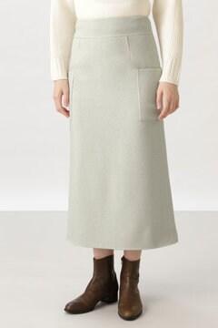 [一部店舗限定] リバーメルトンスカート