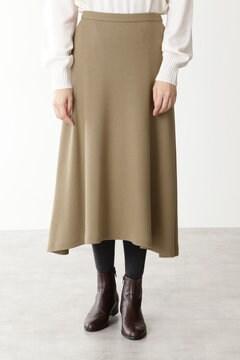 スムースミルドスカート