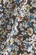 キュプラシルクローンプリントスカート