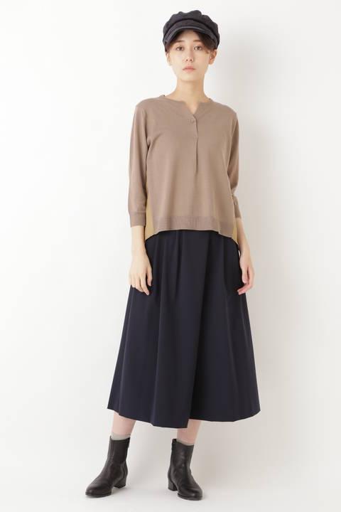 ≪Japan couture≫ トロストレッチパンツ