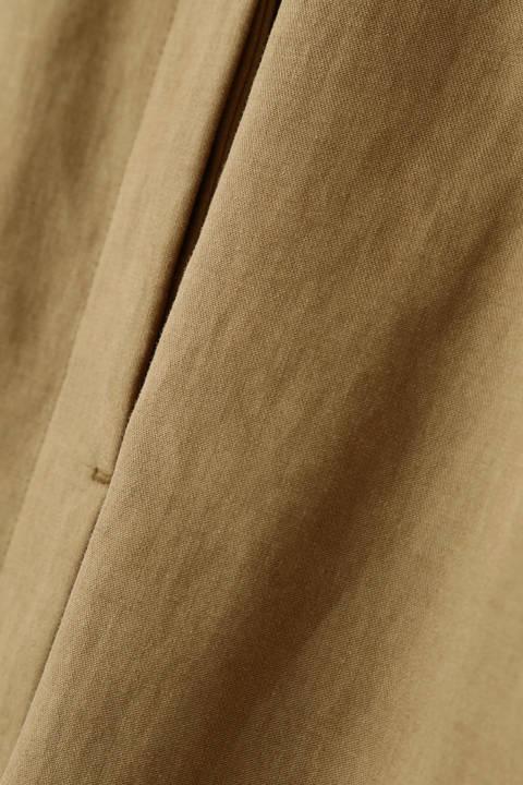 リヨセル綿ツイルバイオワンピース