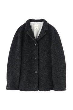 ≪Japan couture≫ウールシープパイルジャケット