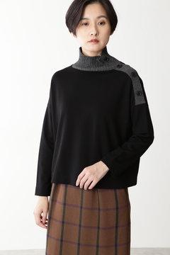 ≪Japan couture≫レーヨンストレッチポンチカットソー