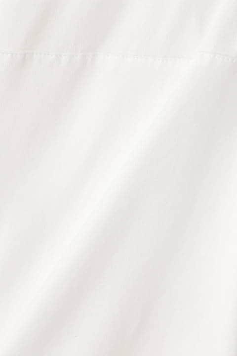 [店舗限定] 60/2トルファンゴールド天竺ブラウスライクカットソープルオーバー