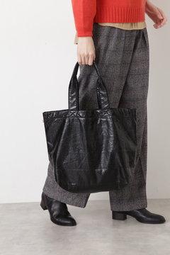 メタリックトートバッグ