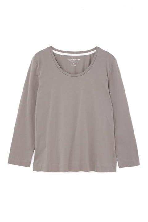 100/3ロングスリーブTシャツ