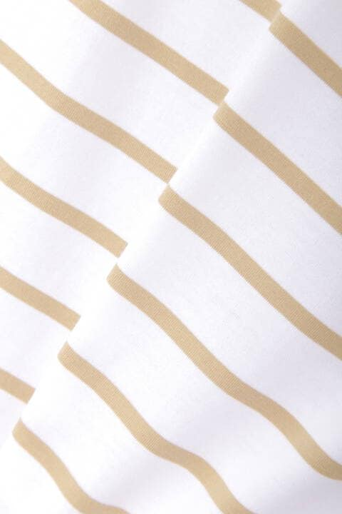 新きょう綿ロングスリーブTシャツ