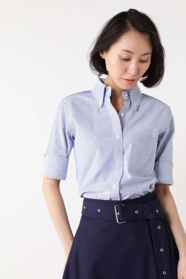 [madison blue]MADISON SHIRT(OX)