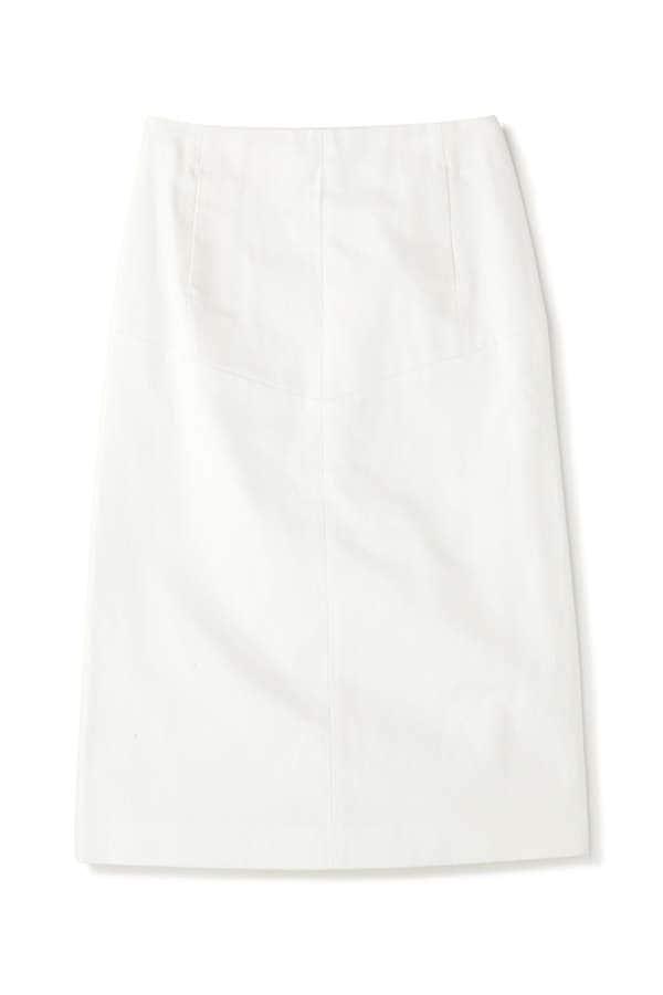 [helder]181-05110 Long Trapez Skirt