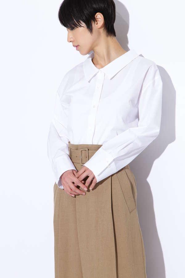 タイプライターローカラーシャツ
