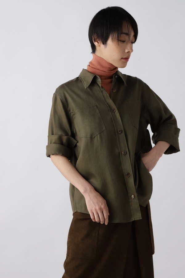 リヨセルチノシャツ