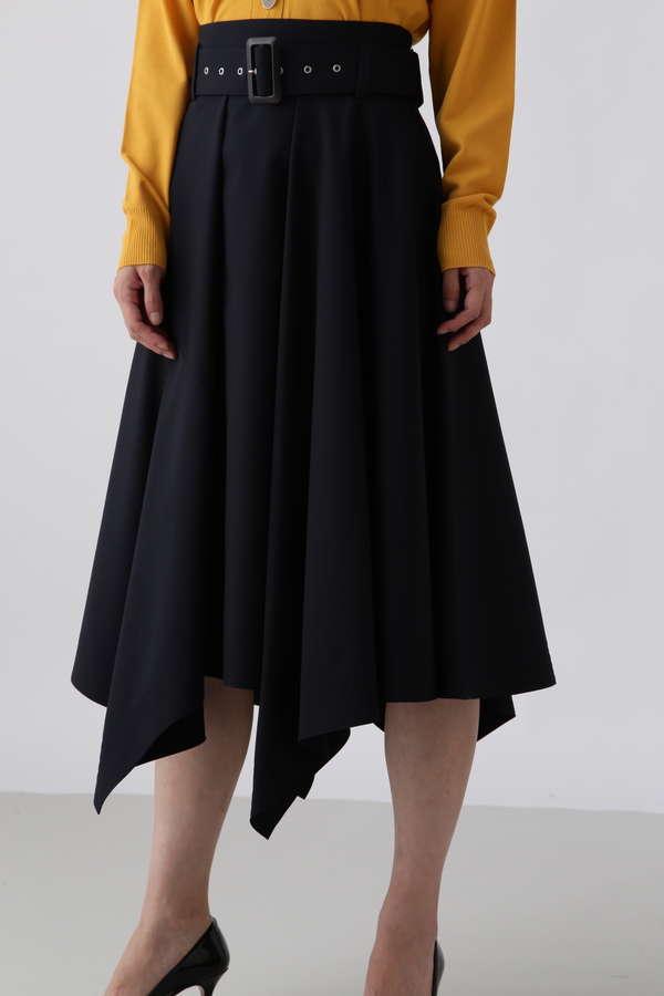 強撚ツイルスカート