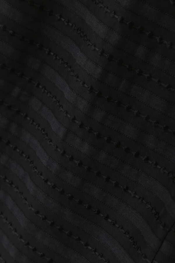 モニカボリューム袖ブラウス