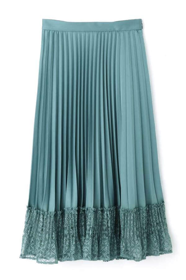 ハーパープリーツスカート
