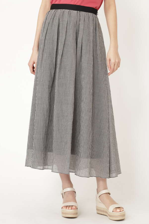 オリアーナタックギャザースカート