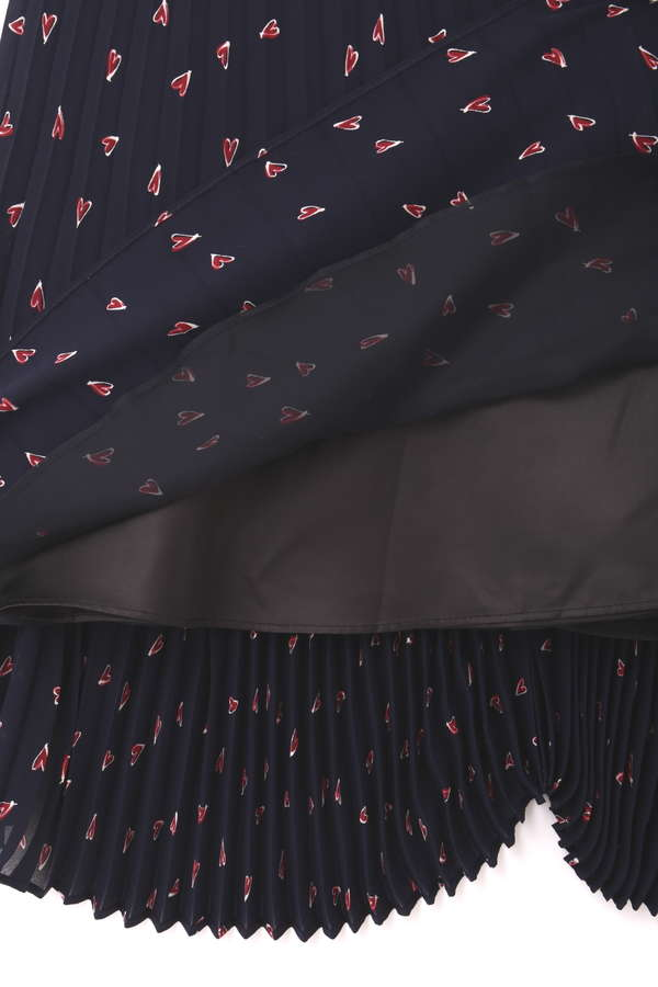 [限定] 《Daichi Miuraコラボ》ハートプリントスカート