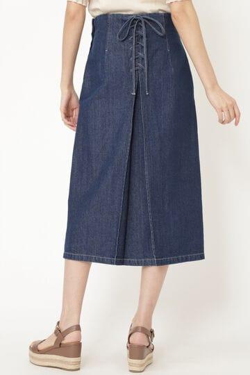 【先行予約 4月中旬-下旬入荷予定】ミハイルデニムタイトスカート