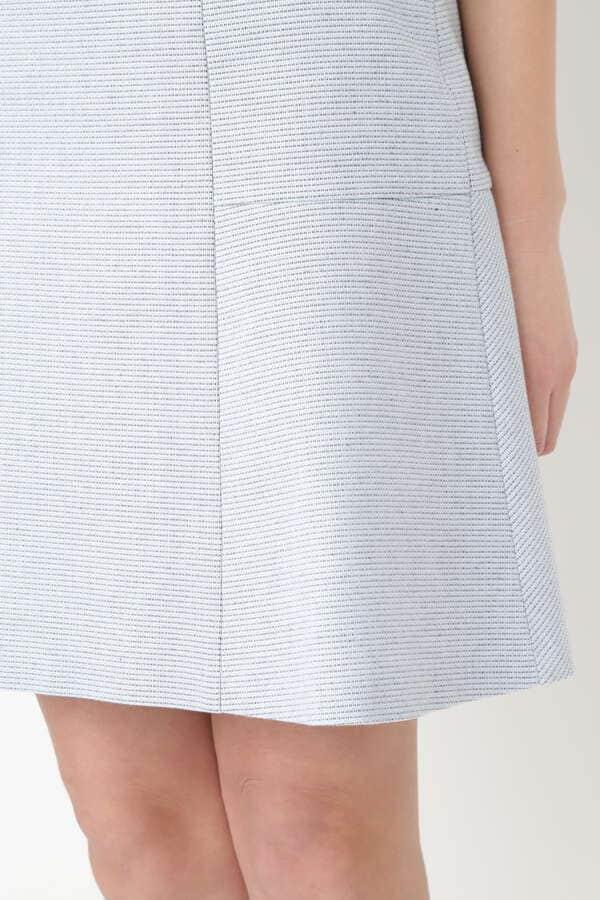 ラシェル台形ミニスカート