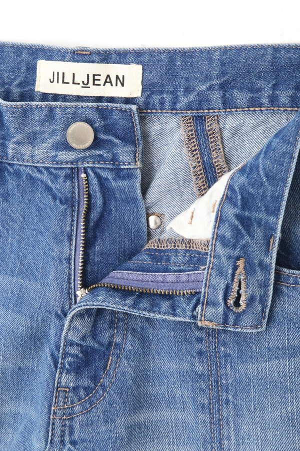 《JILL JEAN》サリーデニムパンツ