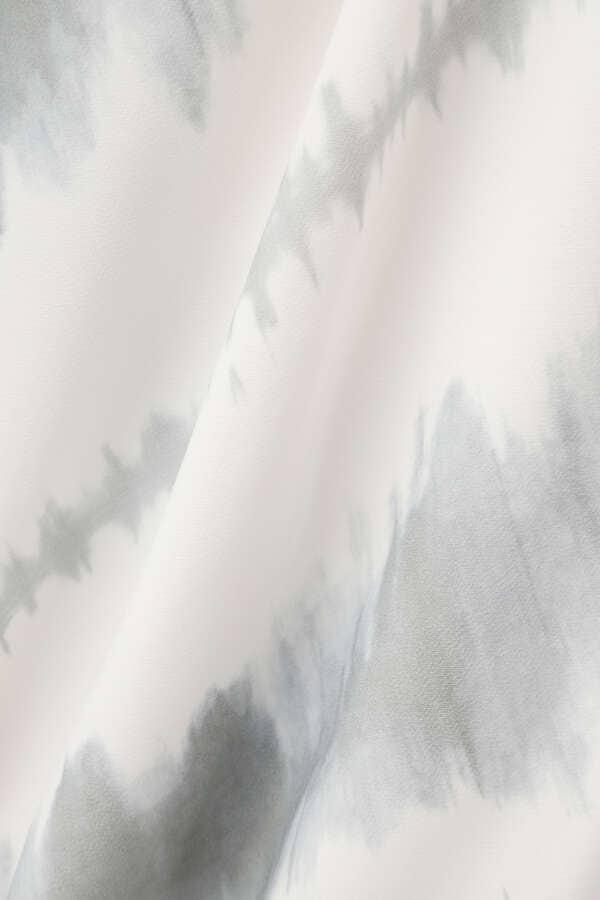 [限定]タイダイボーダースリットキャミソールワンピース