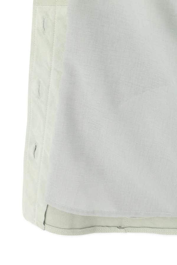 モリースエードシャツジャケット