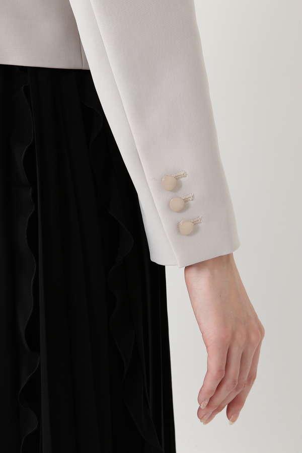 《Endy ROBE》ジョセフ衿付ジャケット