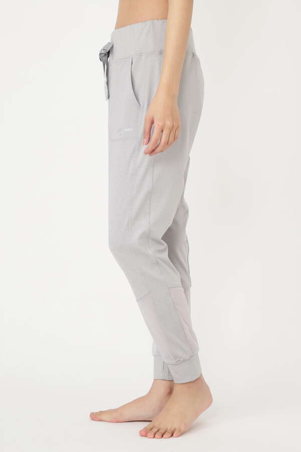 《JILLSTUART Yoga》メッシュ切替ルーズボトム