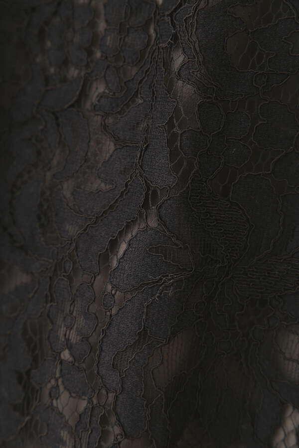 カミラレースブラウス