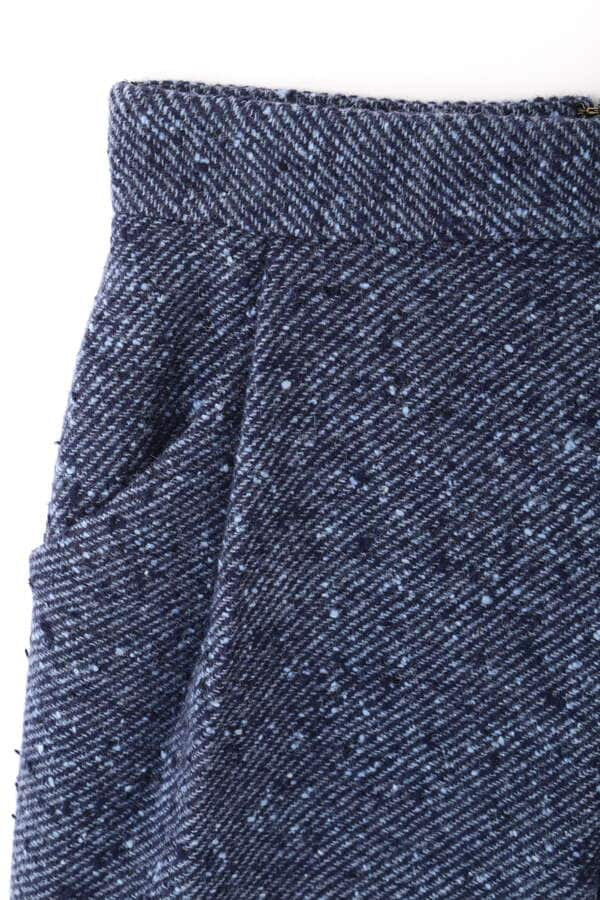 マイラツイードスカート