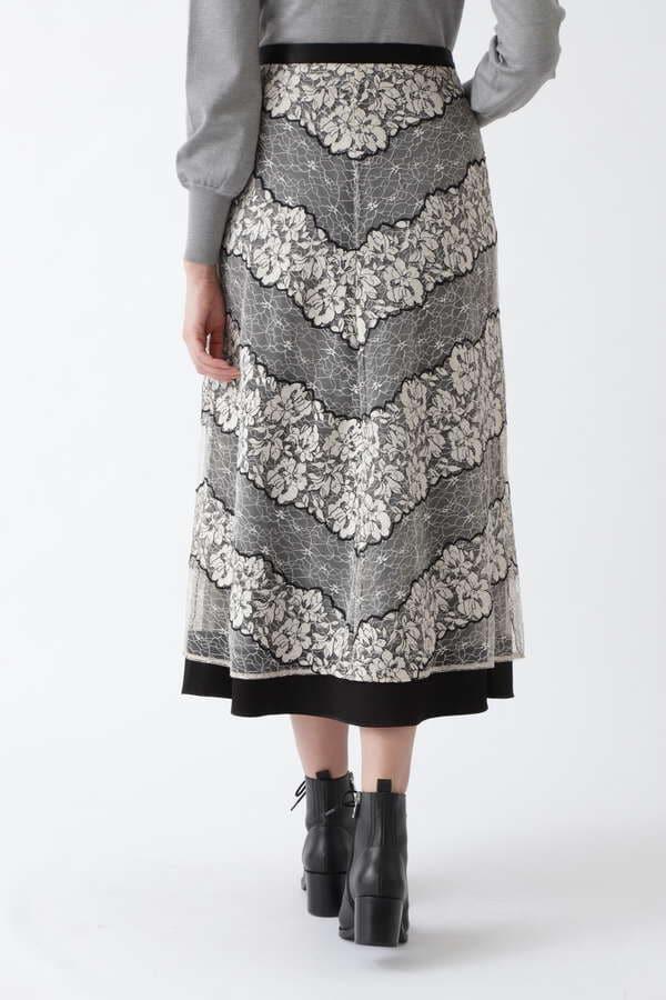 アレクサチュールレーススカート