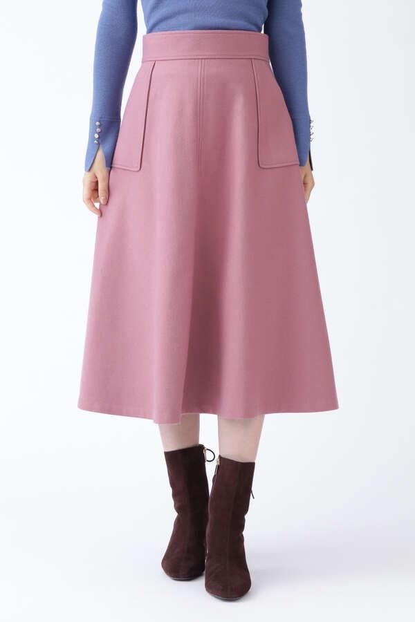 【『美人百花』掲載・WEB限定 サイズ:4 展開】クレアスカート