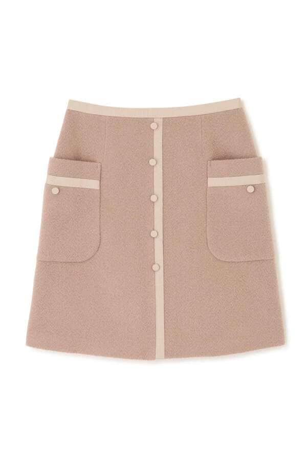 【WEB限定 サイズ:4 展開】ニコスカート