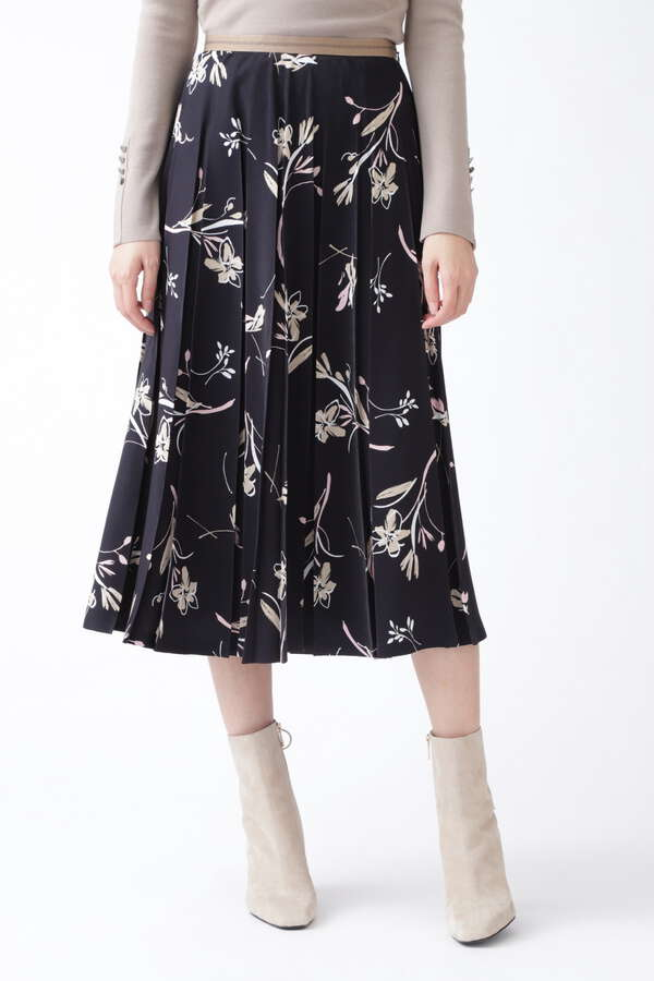 《Endy ROBE》レナフラワースカート