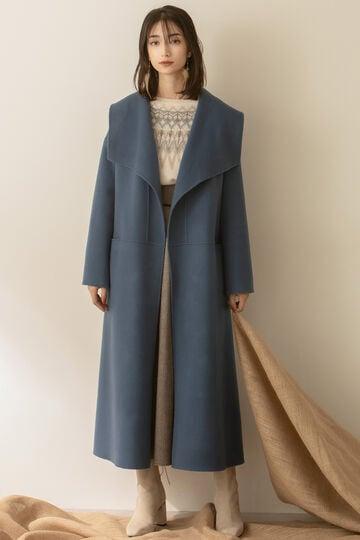 【『美人百花』掲載】リリーリバーコート