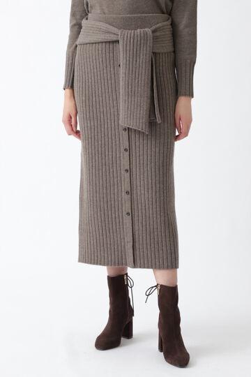 【先行予約 10月下旬-11月上旬入荷予定】カレンセットアップニットスカート