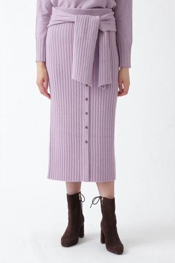 カレンセットアップニットスカート