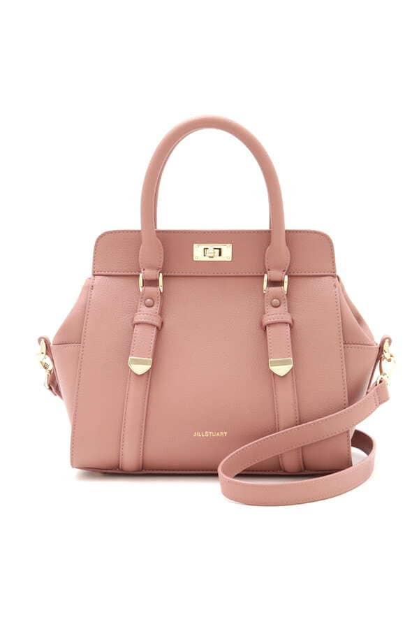 【WEB限定カラー:ピンク】アギーバッグ