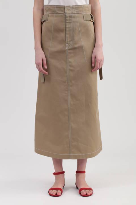 Dickies Khaki Skirt