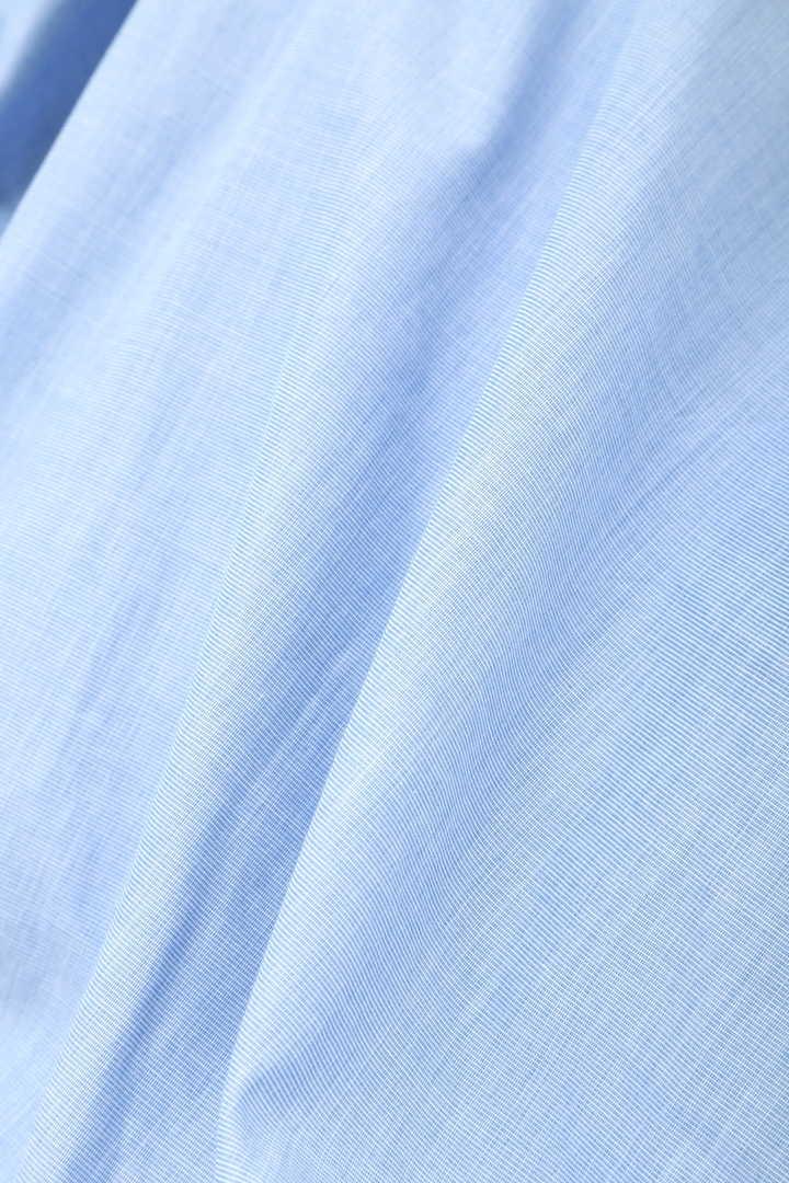 ブルーニカシュクールシャツ